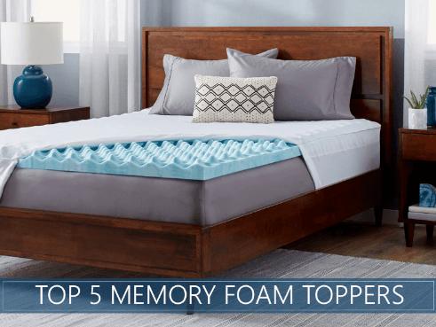 Best Memory Foam Mattress 2020.Top 5 Best Memory Foam Mattress Toppers 2019 2020
