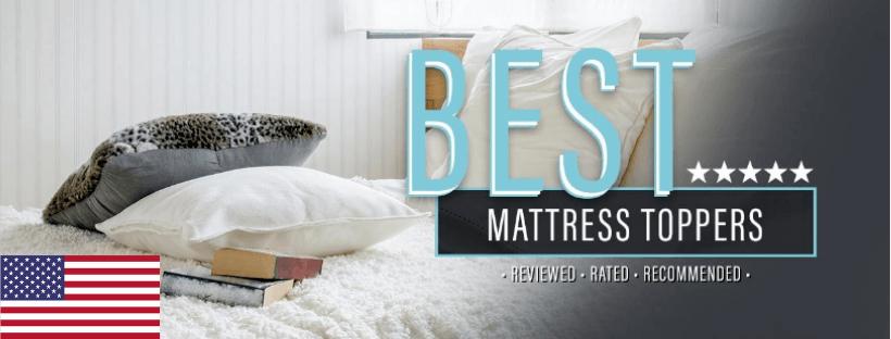 2020 Best Mattress Best Mattress Topper 2020 Reviews Guides And Top Picks