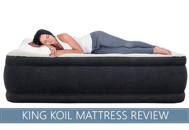 King Koil Mattress Reviews 2020 2021